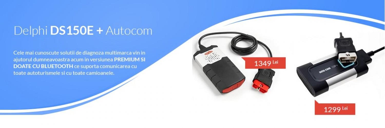 Delphi DS150 + Autocom